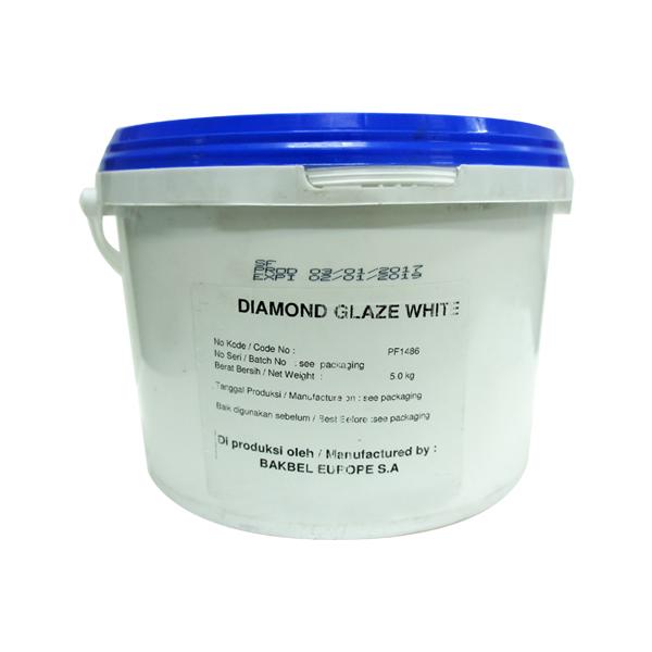 diamond glaze white