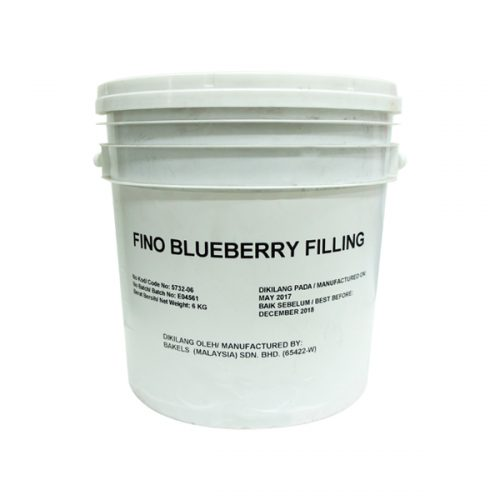 fino blueberry filling
