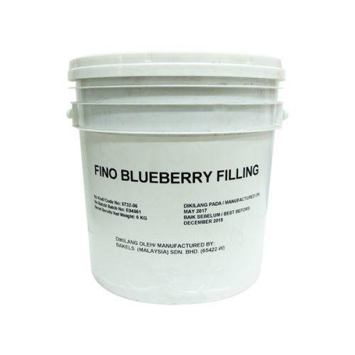 fino blueberry filling