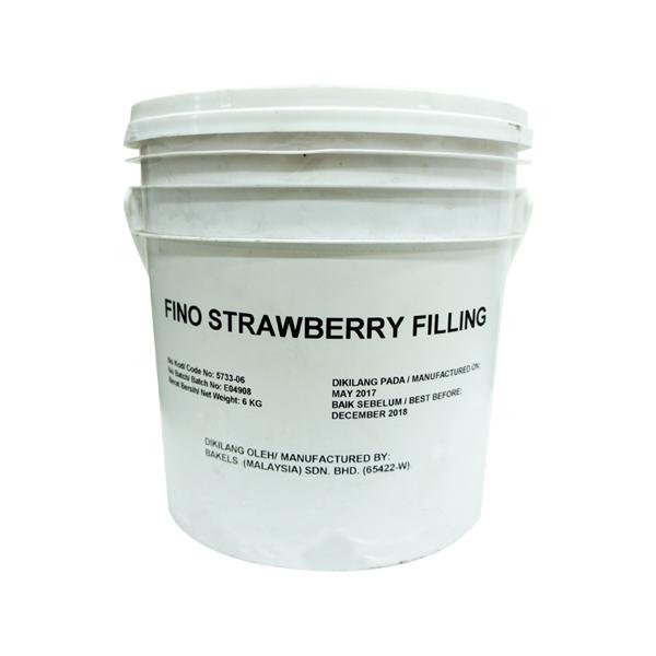 fino strawberry filling