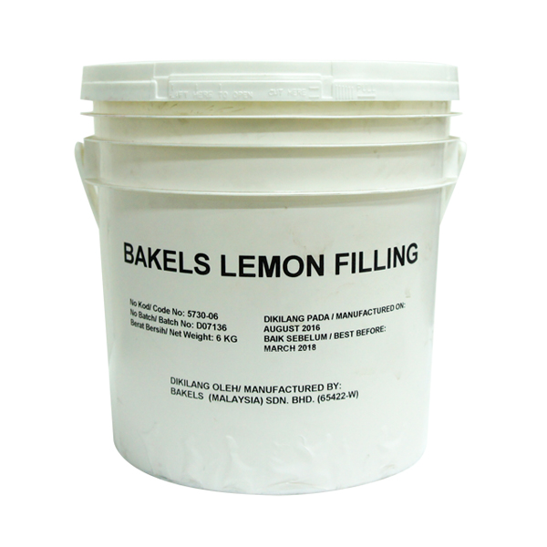 lemon filling