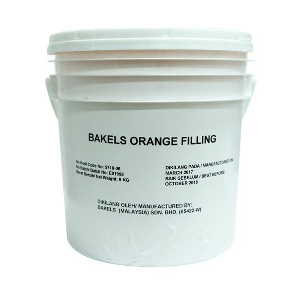 orange filling
