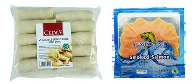 vegetable springroll - food supplier Bali