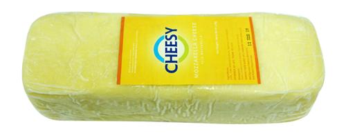 mozarella cheesy - keju mozzarella natural