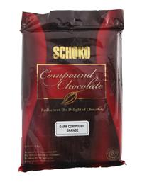 coklat dark compund