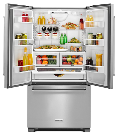 tips makanan beku - masukkan ke kulkas