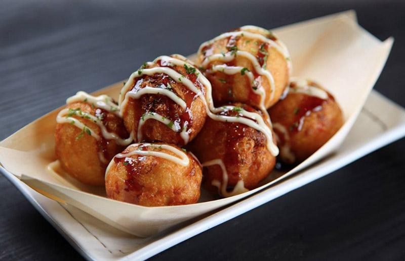 takoyaki food distributor bali