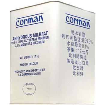 Corman AMF PI 3 butter - Corman Patisy