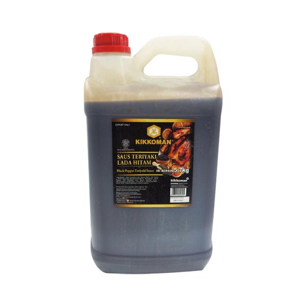 kikkoman blackpepper sauce