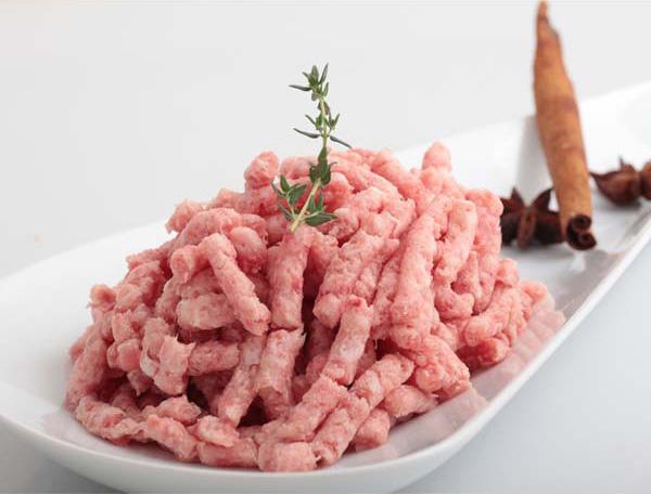 minced pork - frozen food