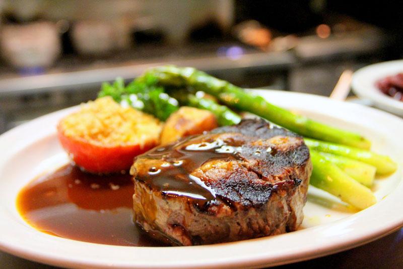 how to make a perfect steak puri pangan