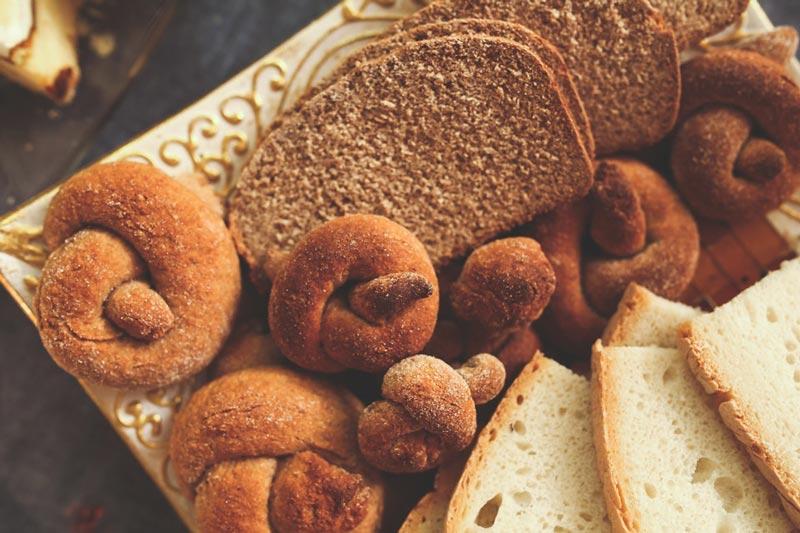 tepung untuk adonan roti