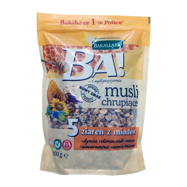 BA musli honey