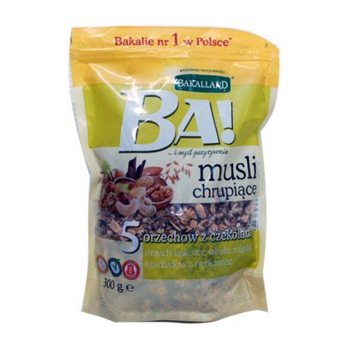 BA nut