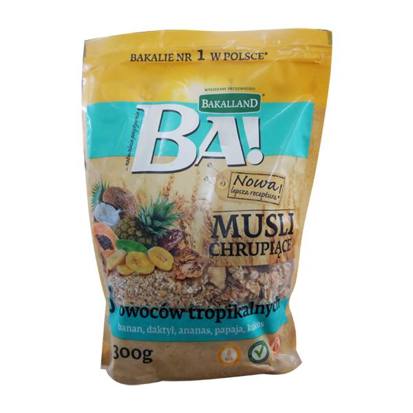BA tropical