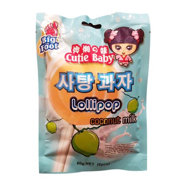 CUTIE BABY LOLIPOP COCONUT