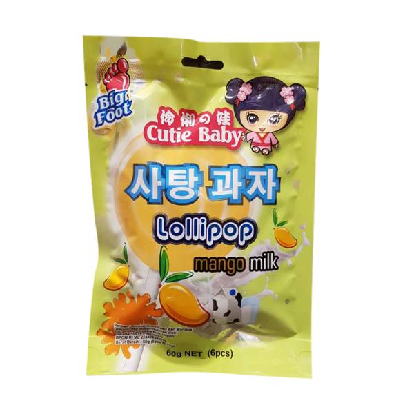 CUTIR BABY LOLIPOP MANGO