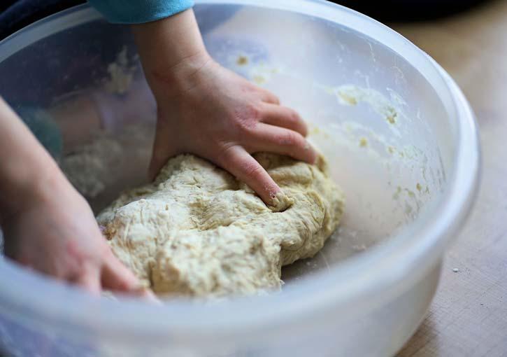 Mengenal Bahan-Bahan Pembuat Kue