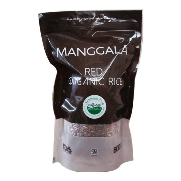 manggala beras merah
