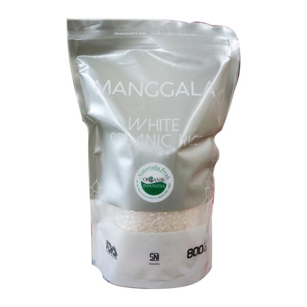 manggala beras putih