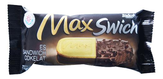 Gathering Depo Indoeskrim Max Swich Max Swich Coklat