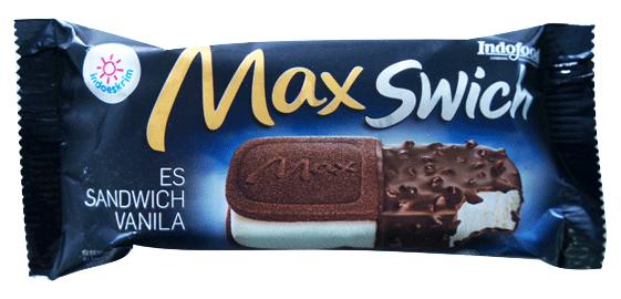 Gathering Depo Indoeskrim Max Swich Vanilla