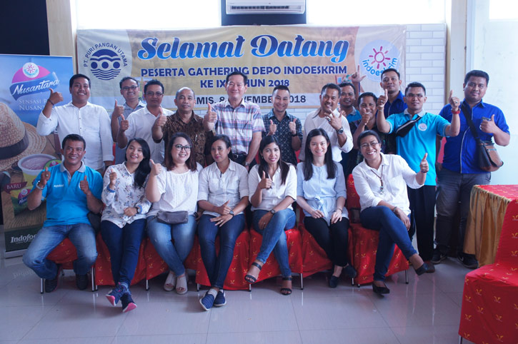 Gathering Depo Indoeskrim