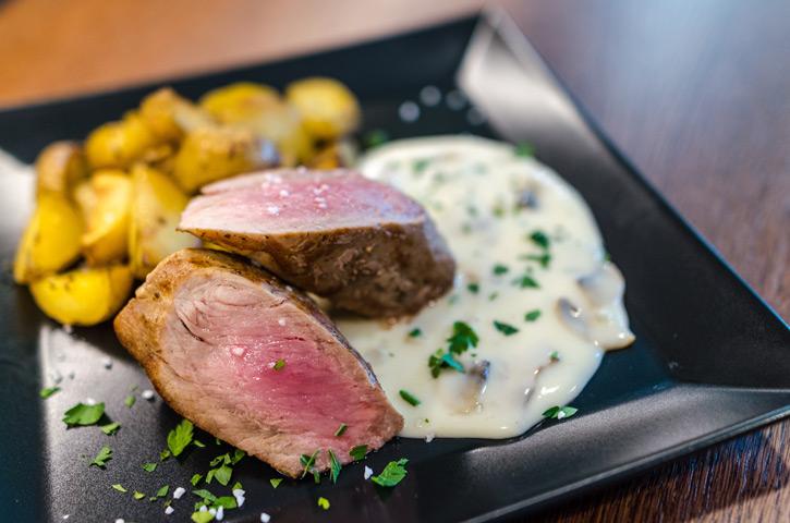 Preparing for Your Christmas Dinner Tenderloin Steak