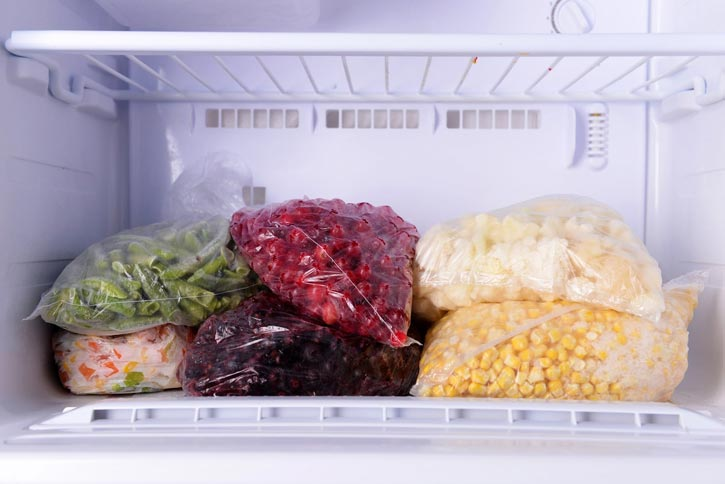 How to Safely Thaw Frozen Food