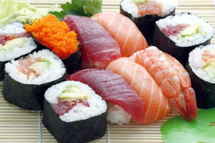 Japanese Vs. Korean Food – The Differences in Culinary Experience Sushi