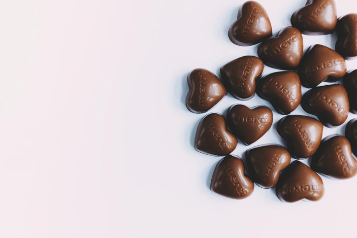 Chocolate Ideas for Valentine's Day