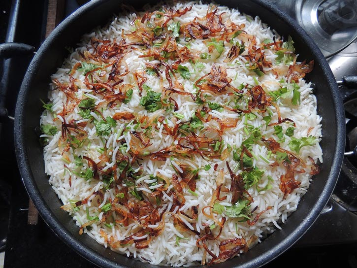 Basmati Rice Benefits