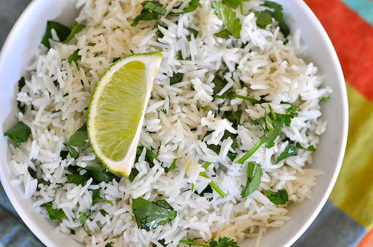 Basmati Rice Cooked