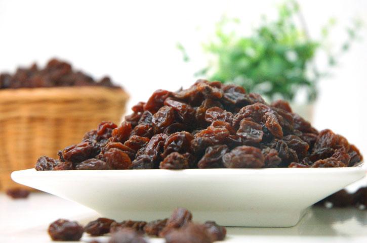 Healthy Benefit of Raisins