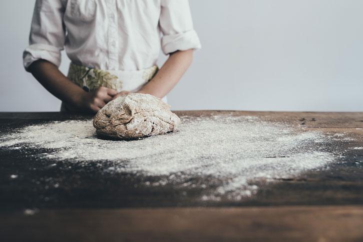 Belajar Membuat Roti