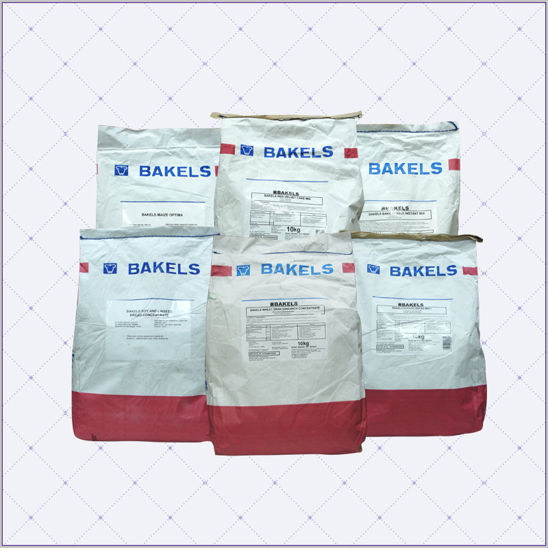 Bakels Premix List