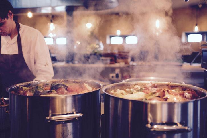 Teknik Memasak Ala Chef Professional Boiling