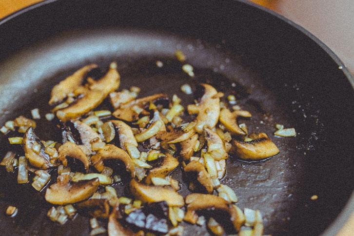 Chef Professional Saute atau Pan Seer