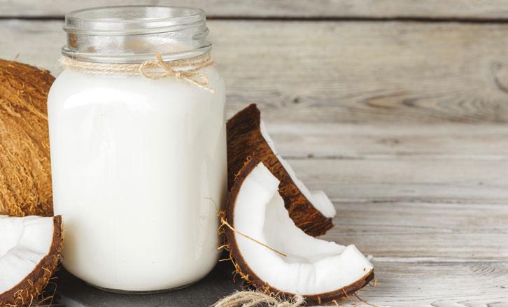 Coconut Milk Puri Pangan