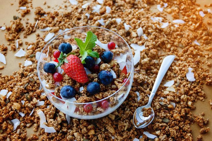 Cereal Karbohidrat