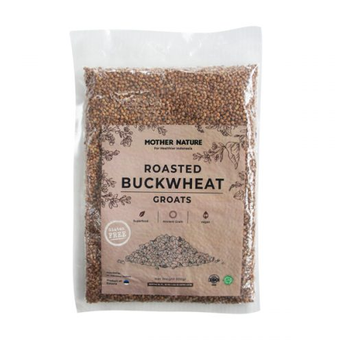 Buckwheat groats in Puri Pangan Utama