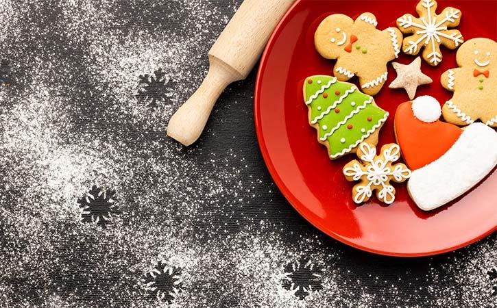 Christmas cookies Puri Pangan Utama