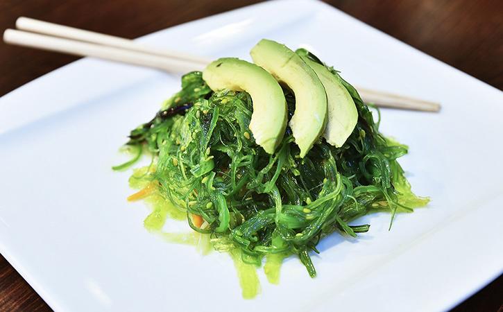 chuka-wakame-dish