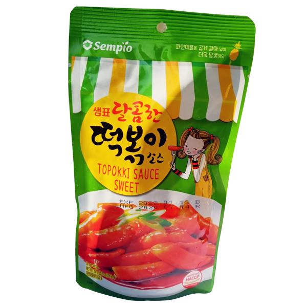 topokki sauce sweet