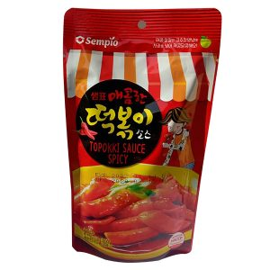 Topokki sauce spicy