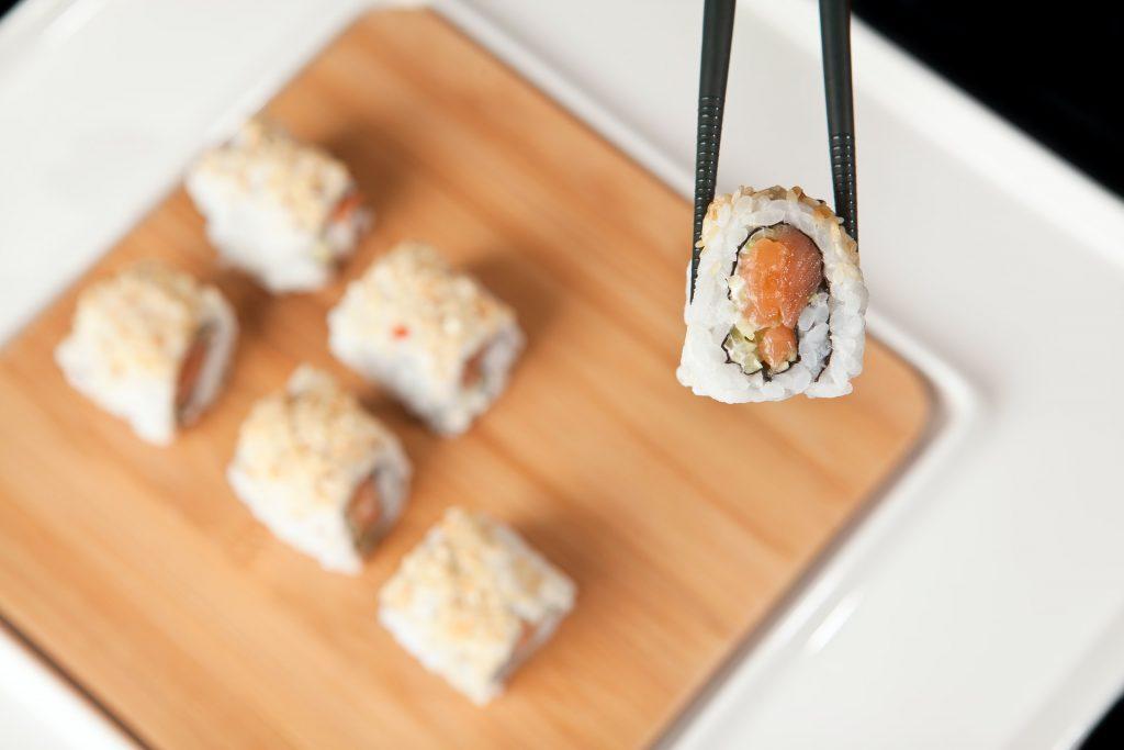 sushi beras jepang